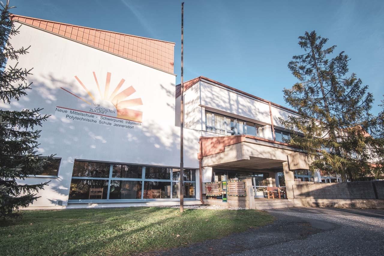 Jennersdorf-Burgenland-Hauptschule-Neue Mittelschule