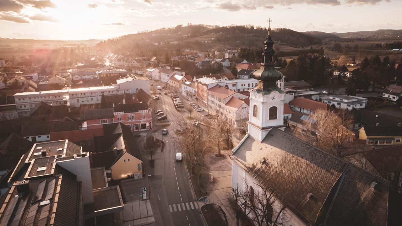 Jennersdorf, Burgenland: Glaubensgemeinde