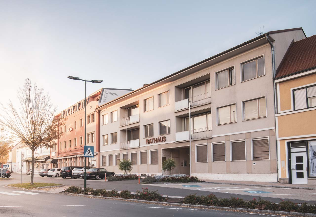 Jennersdorf, Burgenland: Stadtamt