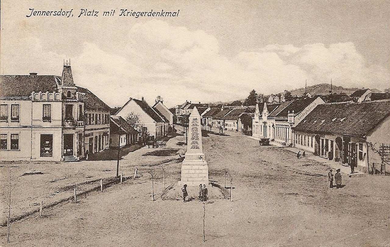Jennersdorf: Geschichte (1925)
